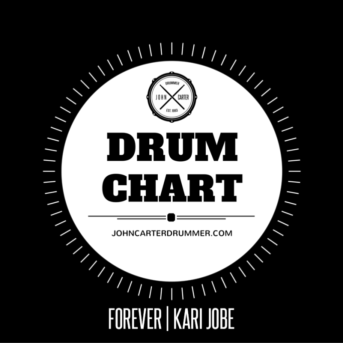 DRUM CHART - FOREVER