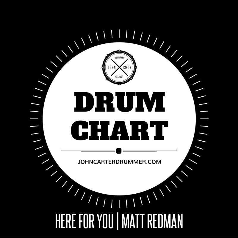 DRUM CHART - HERE FOR YOU