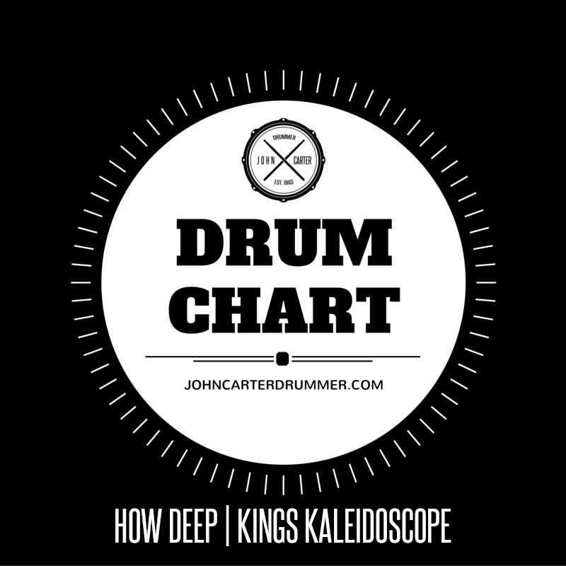 DRUM CHART - HOW DEEP