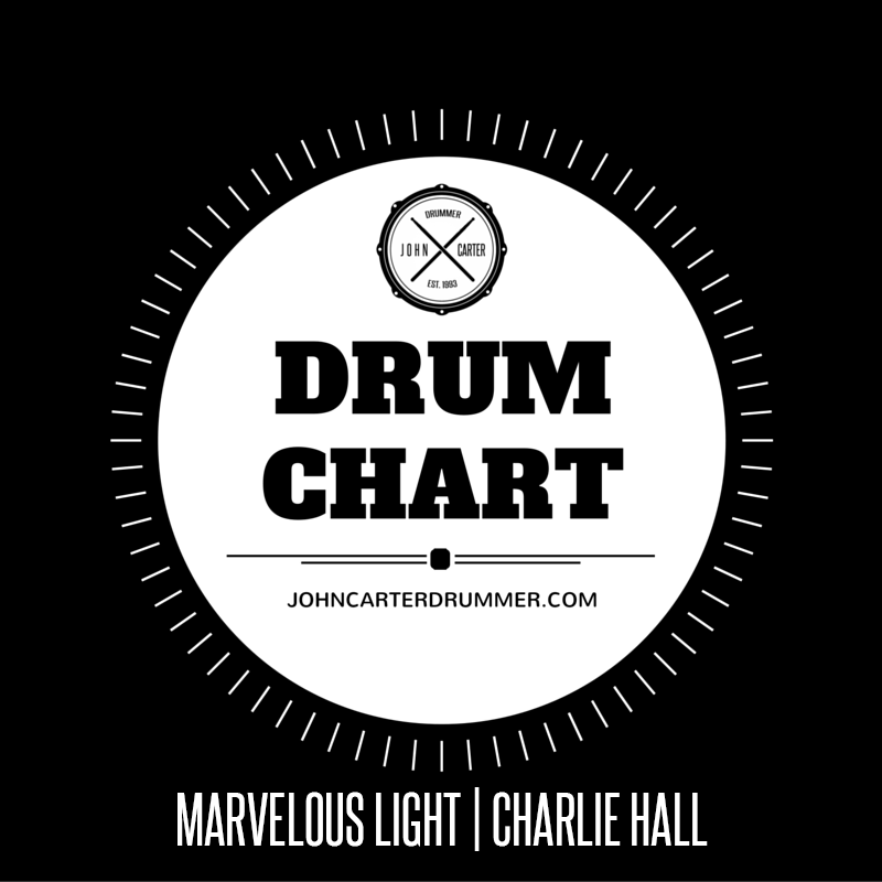 DRUM CHART - MARVELOUS LIGHT