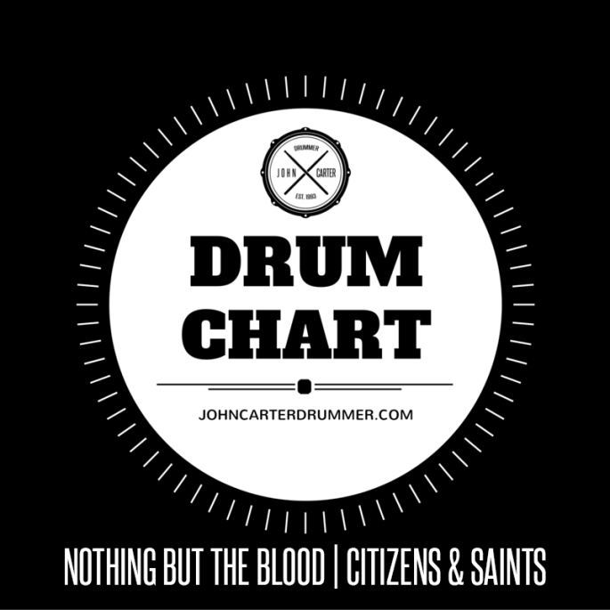 DRUM CHART - NOTHING BUT THE BLOOD