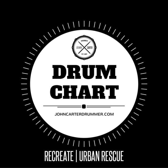 DRUM CHART - RECREATE