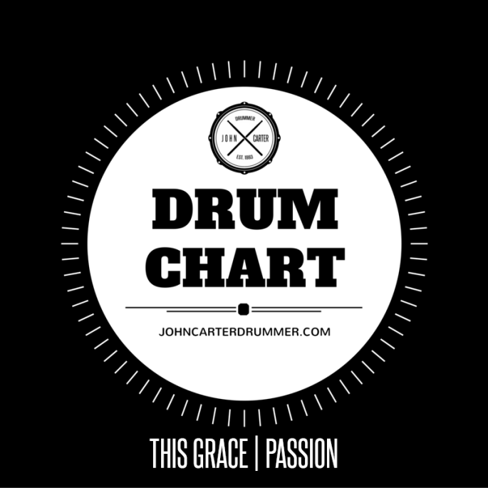 DRUM CHART - THIS GRACE