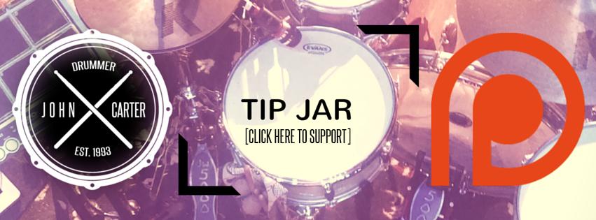 JCD Patreo Tip Jar - Click Here