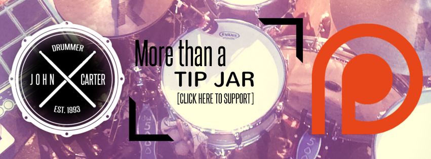 JCD Patreo Tip Jar - More Than